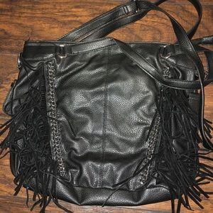 Jessica Simpson fringe purse